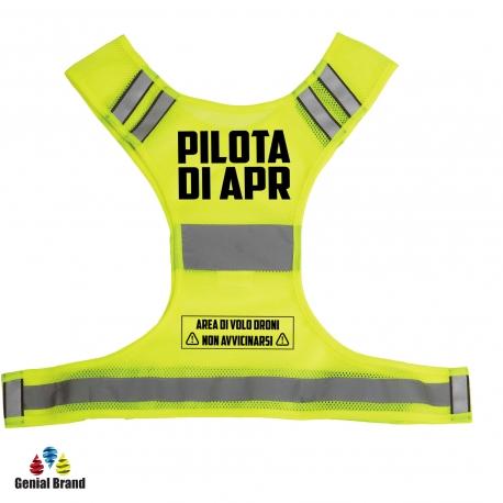 TOPPA PILOTA DI APR