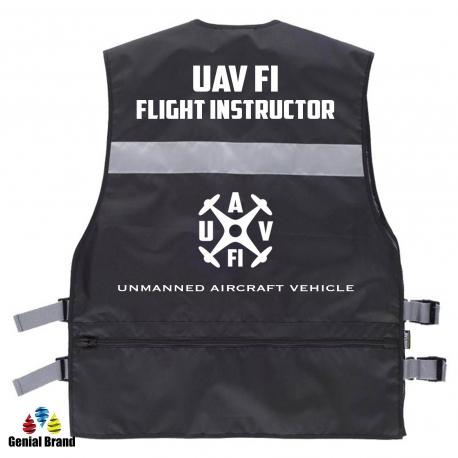 Gilet Istruttore Pilota di UAV