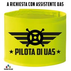 Fascia alta visibilità Pilota APR