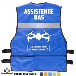 Gilet Assistente UAS