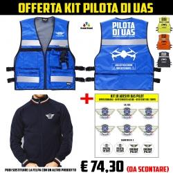 OFFERTA PILOTA UAS PRO