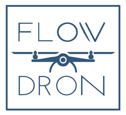 logo flow drone