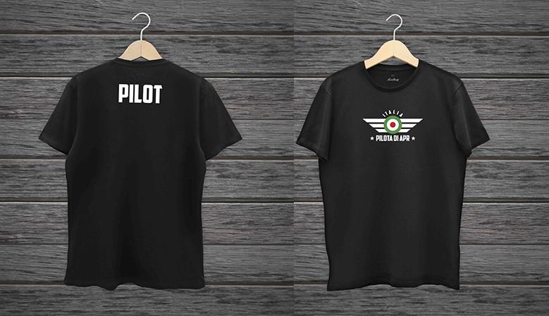 T-shirt APR pilot