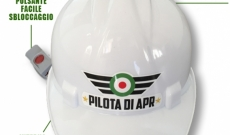 ELMETTO PILOTA DI APR